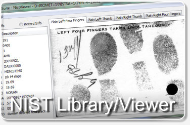 NIST Library and Viewer